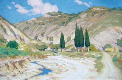 ALHAZIAN OHANNÈS (1881-1958)