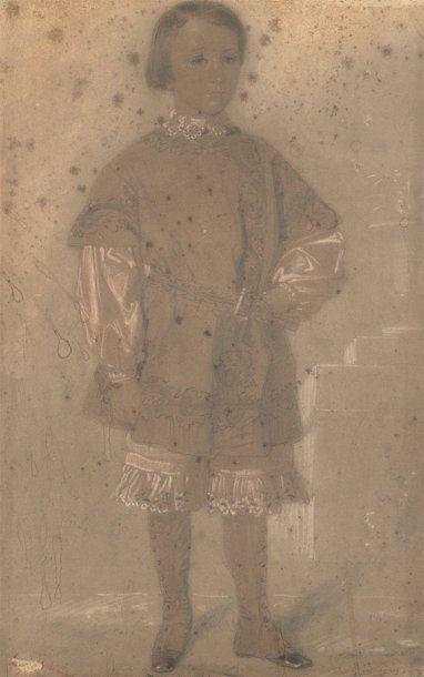 Louis BOULANGER (Vercelli 1806-Dijon 1867)