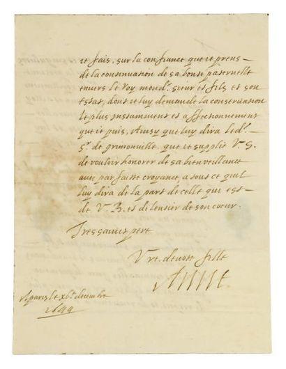 ANNE D'AUTRICHE. 1601-1666,