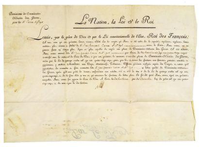 louis XVI 1774 - 1793 et, LA Révolution louis XVI. 1754-1793.