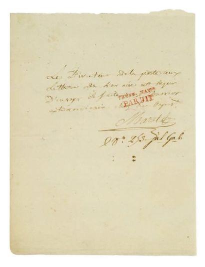 marat (Jean-Paul). 1743-1793.