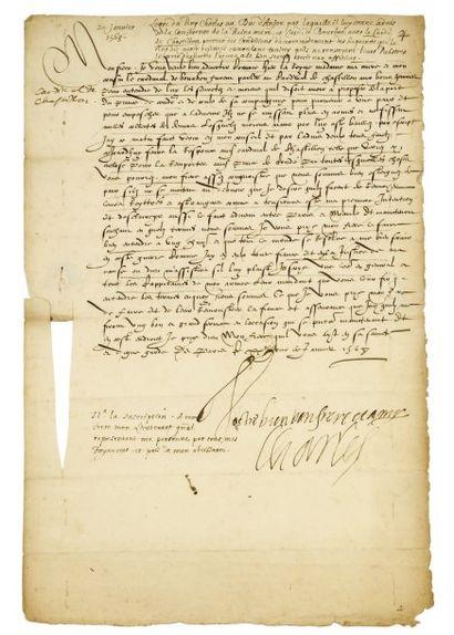 CHARLES IX. 1550-1574.