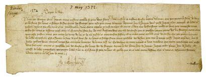 CHARLES V 1364 - 1380 CHARLES V. 1337-1380.