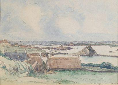Lucien SEEVAGEN (1887 - 1959)