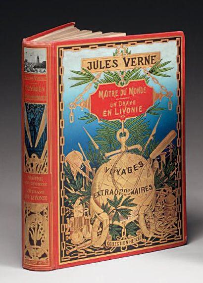 MAÎTRE DU MONDE - UN DRAME EN LIVONIE (1904)....