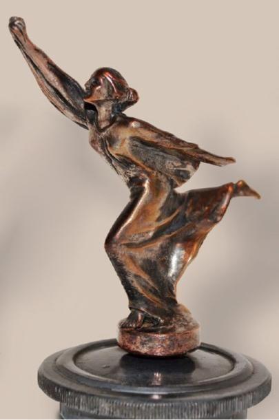 Femme au voile, attribué à Elie Ottavy, référence...