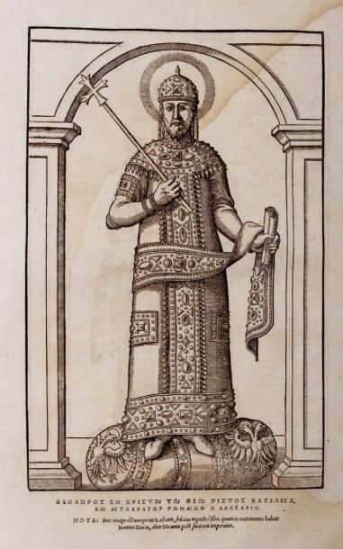 CEDRENUS (Georgius)