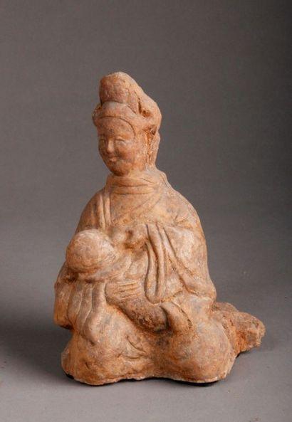 DYNASTIE DES TANG (618 ? 907 ap. J-C.) Maternité...