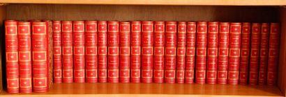 Oeuvres de Walter SCOTT. 28 volumes in-8,...