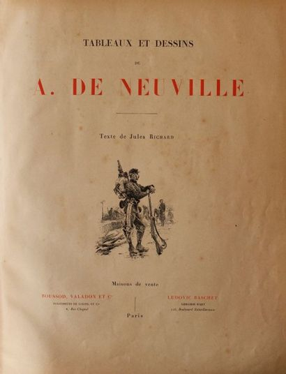 Jules Richard. A. de Neuville