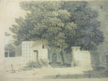 SOUFFLOT Fanny (1800-?) XIXème –
