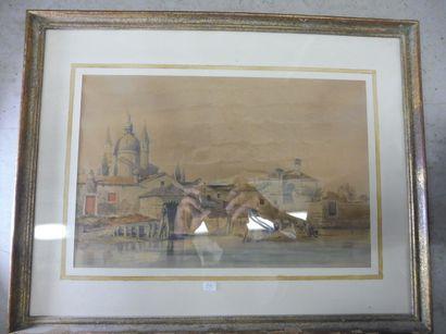ÉCOLE ITALIENNE XIXème
