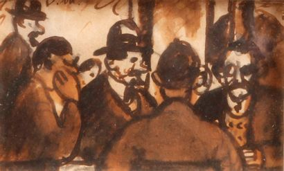 Louis-Mathieu VERDILHAN (1875-1928)