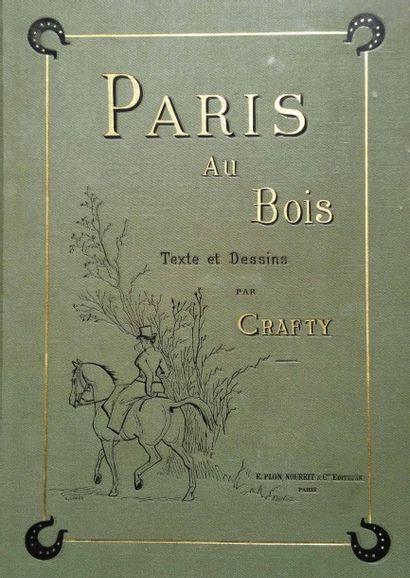 CRAFTY. (Victor Eugène Géruzez)