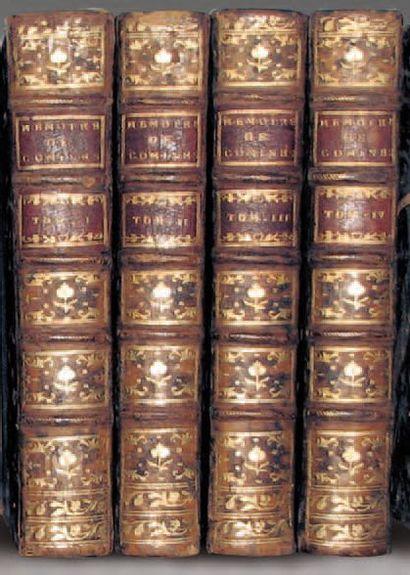 COMINES (Philippe de, Seigneur d'Argenton).