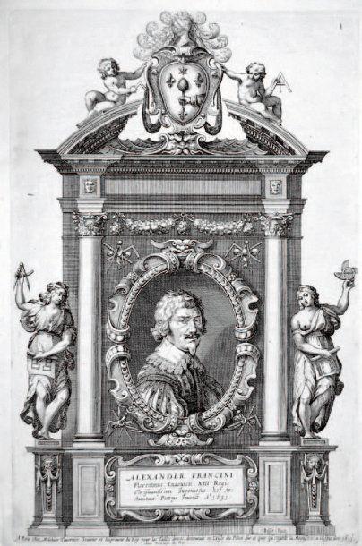 FRANCINE (Alexandre) [Abraham BOSSE].