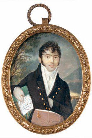 Ecole FRANÇAISE vers 1813