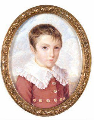 Ecole FRANÇAISE, 1822