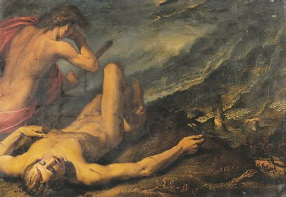 Attribué à Ippolito SCARCELLINO (1551-1620)