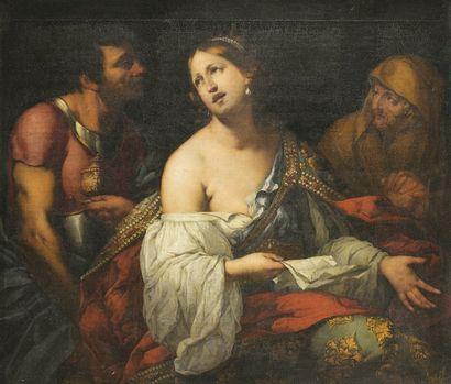 Domenico FIASELLA (Sarzana 1589 Gênes 1669)