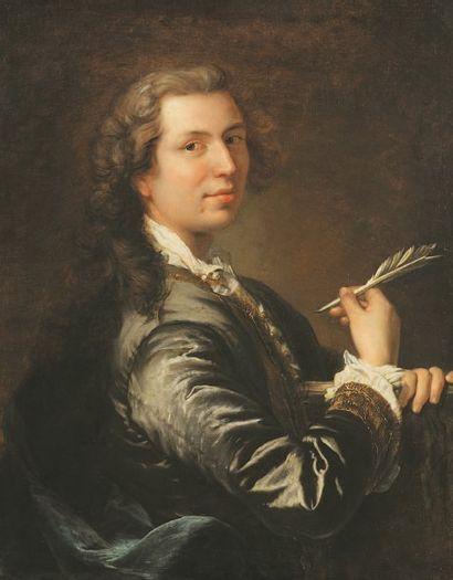 Attribué à Alexis GRIMOU (1678-1733)