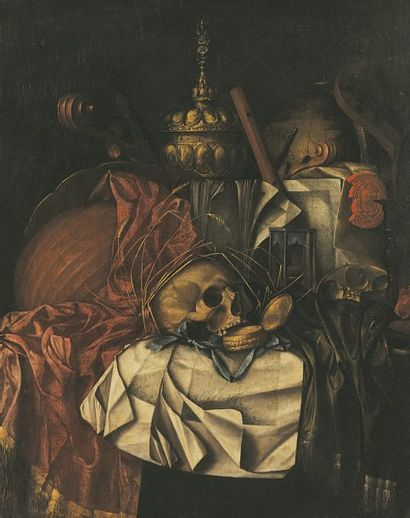Attribué à Cornelis GYSBRECHTS (vers 1659-1672)