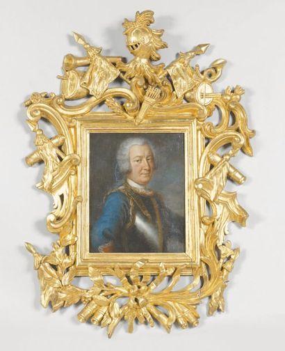 Attribué à Antoine PESNE (1683-1757)