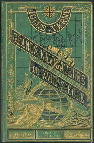 Les Grands Navigateurs du XVIIIe siècle....