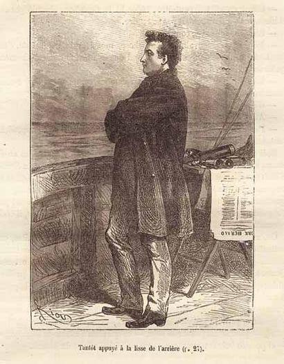 [AFFICHE]. « Spedizione Jules Verne / Un...