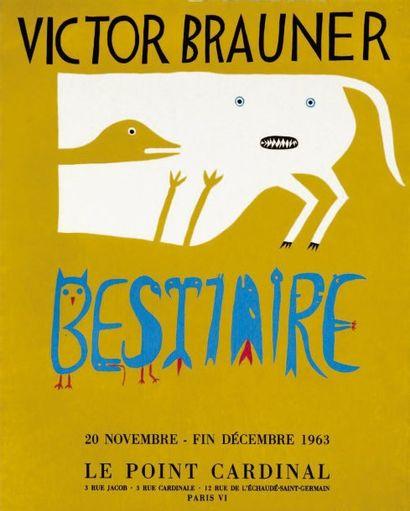 BRAUNER (Victor).