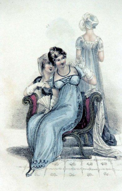 [ACKERMANN AND CO]. Gallery of Costume 1809-1815.