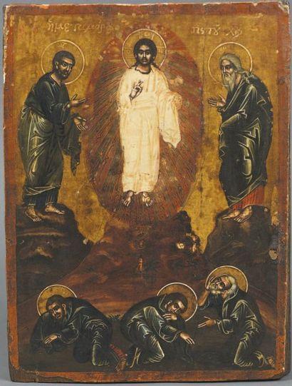 - Transfiguration Sur le Mont Thabor, les...