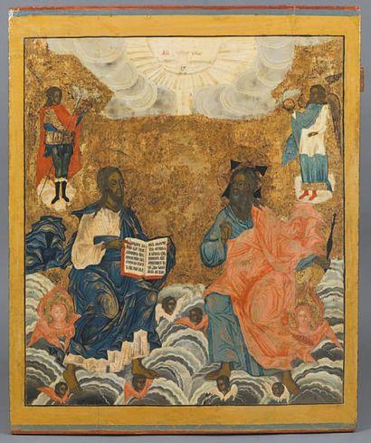 - Sainte Trinité du Nouveau Testament Mystère...