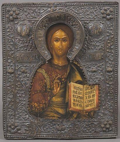 - Christ Pantocrator ou Seigneur de l'Univers...