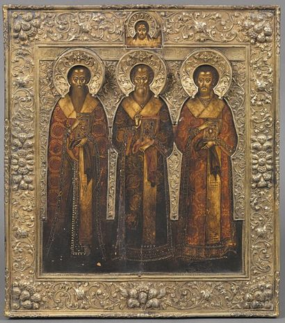 - Les trois Hiérarques, Pères de l'Eglise...