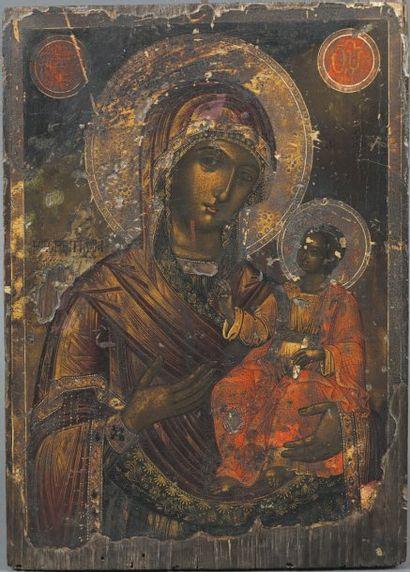 - Mère de Dieu, Portaïtissa Cette icône précieuse...