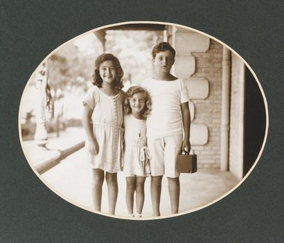FAMILLE ROTHSCHILD La famille Rothschild...