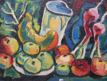 COLUCCI GIO (1892-1974), attribué à