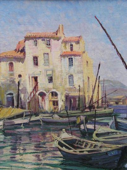 COSSARD ADOLPHE (1880-1952)