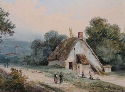 LAPITO AUGUSTE (1803-1874)