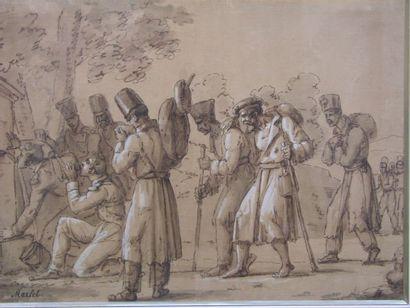 MALET JEAN-HENRI (1771-1847)