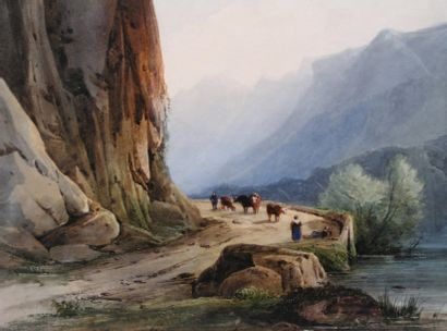COIGNET JULES (1798-1860)