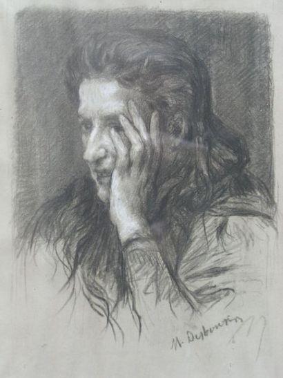 DESBOUTIN MARCEL (1823-1902)