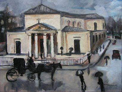 LAMOTTE BERNARD (1903-1983)