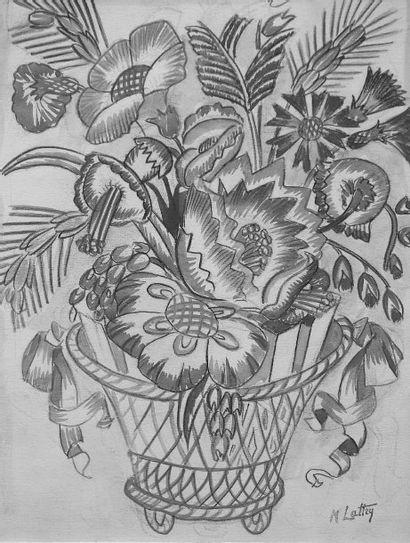 LATTRY MICHEL, Michail Pelopipvich dit (1875-1941)