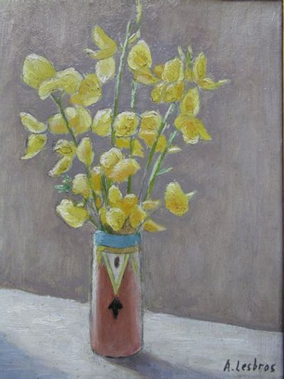LESBROS ALFRED (1873-1940)