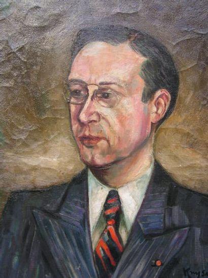 KRUYSEN ANTON (1898-1977)