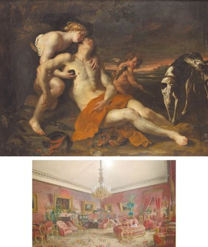 Thomas WILLEBOIRTS-BOSSCHAERT (Bergen-op-Zoom 1614 - Anvers 1654)