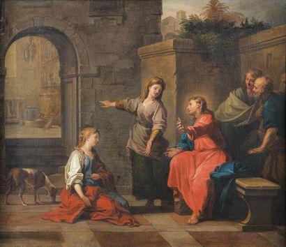 Attribué à Jean Bernard RESTOUT (1692-1768)