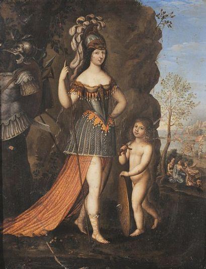 Attribué à Joseph WERNER (1637-1710)